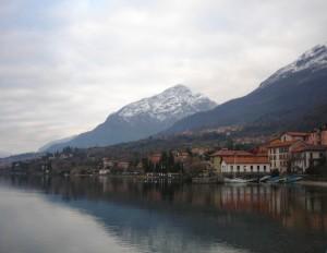 Passeggiata invernale ad Abbadia Lariana