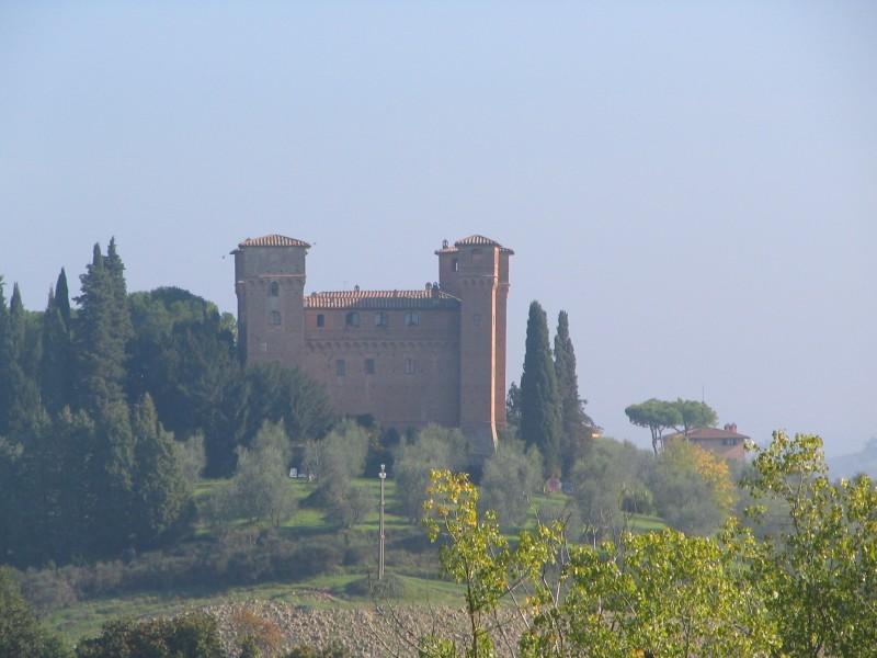 ''Castello delle Quattro Torri'' - Siena