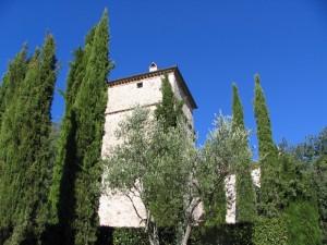 La torre di avvistamento