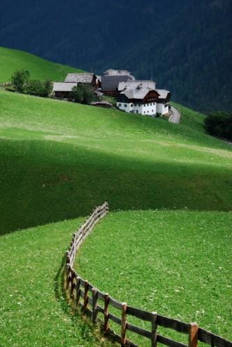 Badia - Seres in Val Longiaru