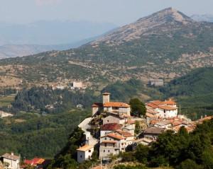 Roccacerro frazione di Tagliacozzo