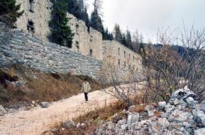 Caserme Italiane del Forte di Monte Verena