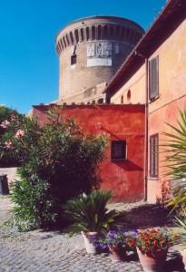 Ostia Antica - Il Castello di Giulio II (1483)