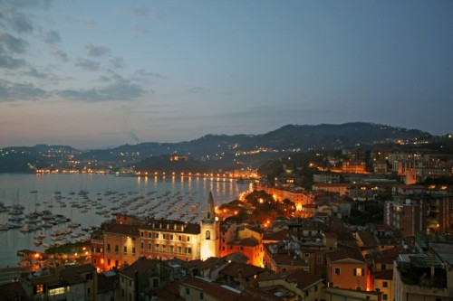 Lerici - By night