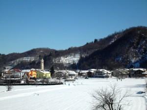 dove praticare lo sci di fondo…..