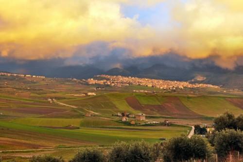 Sambuca di Sicilia - La quiete dopo la tempesta.