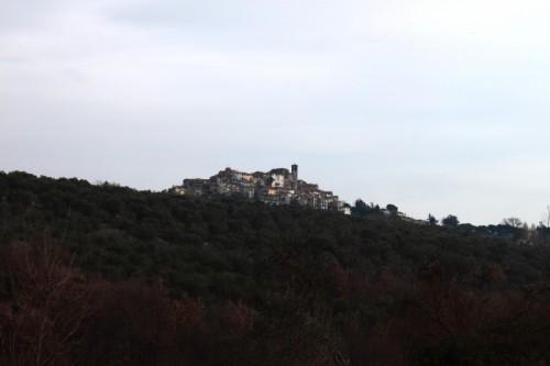 Scandriglia - Scandriglia, panorama