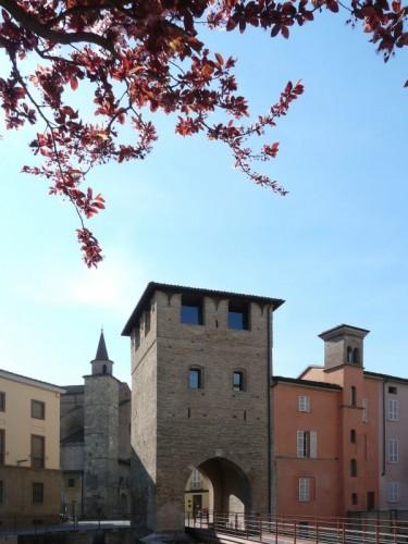 Fidenza - La Porta Viscontea di San Donnino (1364)