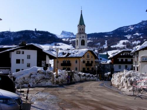 Cortina d'Ampezzo - Neve, quanta!!!
