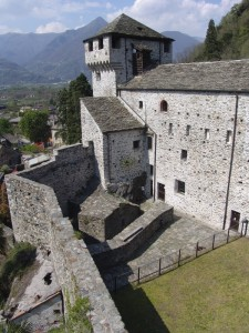 Castello di Vogogna, Val d'Ossola