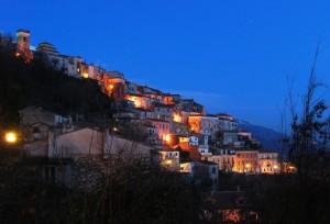 Ora blu a San Donato Val di Comino