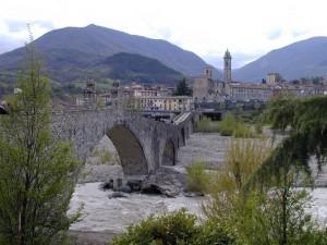 Bobbio e il Ponte Gobbo
