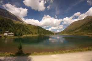 Lago Obersee / Passo Stalle