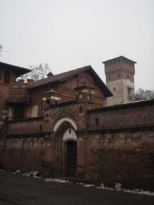 Il castello di Robbio