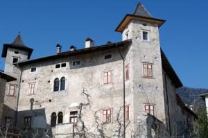 Arsio. Casa Corazzi.