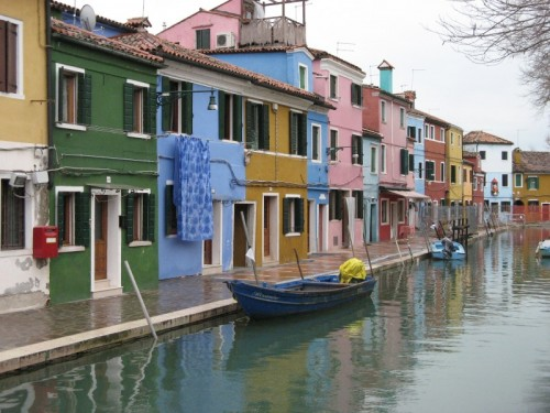 Venezia - COLORATISSIMA BURANO