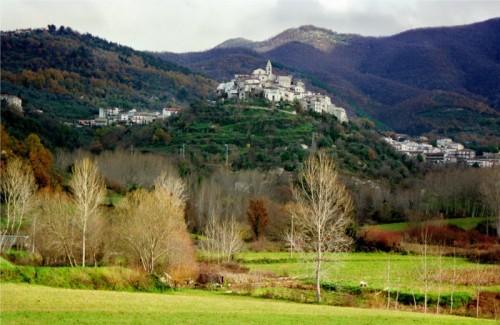 Sant'Angelo d'Alife - Uno dei comuni meno noti del Matese