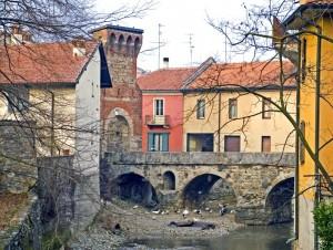 Torre e ponte San Rocco Vimercate