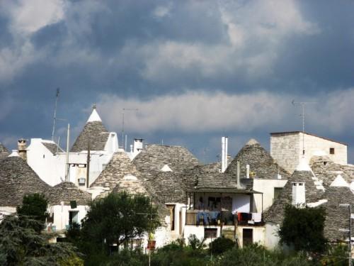 Alberobello - PANNI AL SOLE