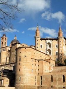 Il palazzo di Federico da Montefeltro