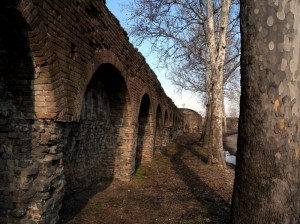 Piacenza: Mura Farnesiane (2)