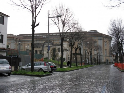 Aversa - Castello Aragonese