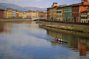 Canottieri sull'Arno2