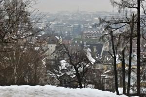 Brunico sotto la neve