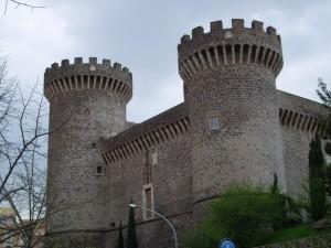 il castello di Tivoli