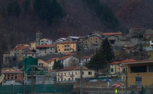 Minucciano - Gramolazzo lato a valle