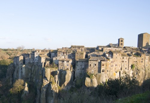 Vitorchiano - Come roccia