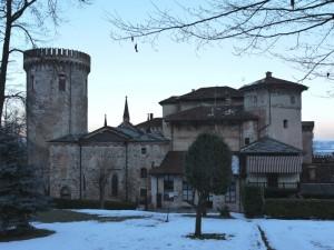 il castello dalle sette torri…..