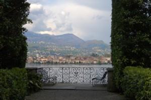 Panorama in cornice