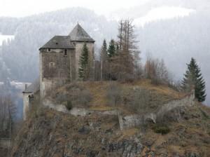l'inespugnabile castel Tasso