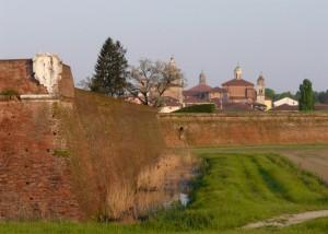 Le Mura di Vespasiano Gonzaga (XVI sec.)