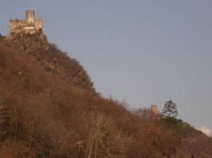 Castelllo di Appiano e la torre del Gesso