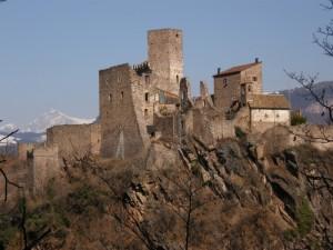 il castello dei conti di Appiano