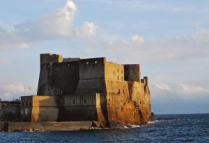 Castel dell'Ovo a Napoli punto e basta