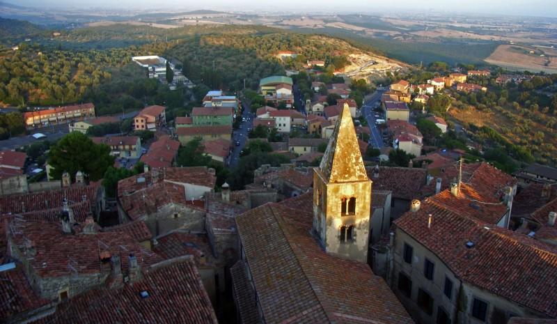 ''dalla torre…'' - Capalbio