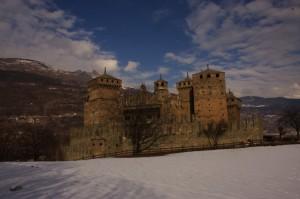 Ancora Fenis.. Castello Meraviglioso..