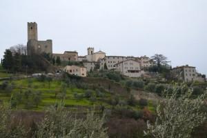 Larciano Castello - Arrivarci non è facile!