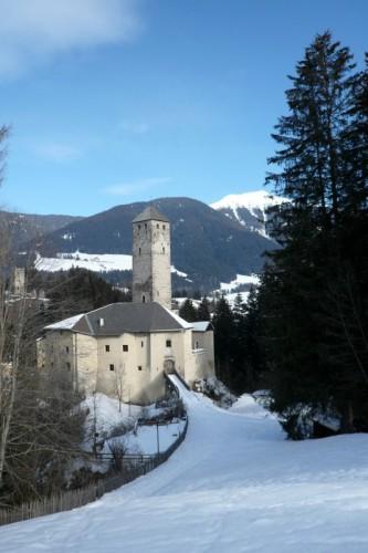 Monguelfo-Tesido - Il Castello di Monguelfo