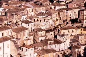 Ragusa Ibla - panorama ristretto
