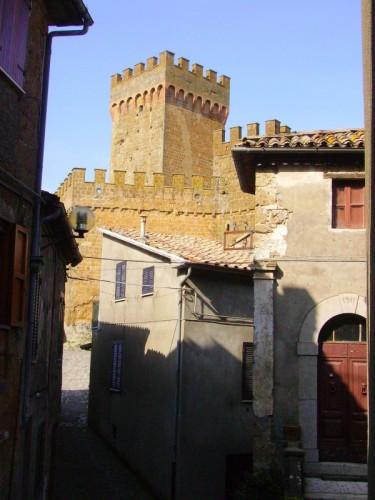 Proceno - Ecco il castello