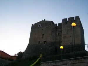 luci sul Castello