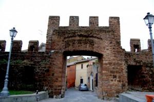 porta d'ingresso al quartiere medievale