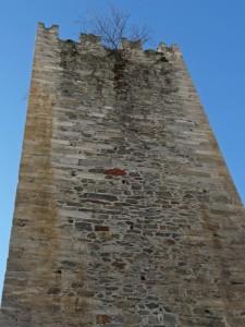 La Torre del castello Blonay