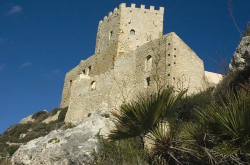 Palma di Montechiaro - Palma di Montechiaro (AG) il castello