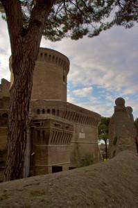 Castello Giulio II Ostia Antica (RM)
