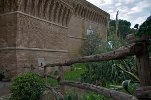 Castello Giulio II Ostia Antica (RM) Particolare
